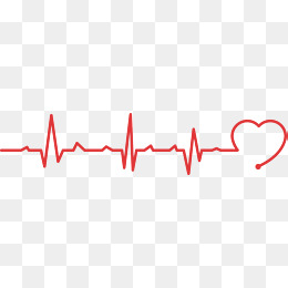 538 Heartbeat free clipart.