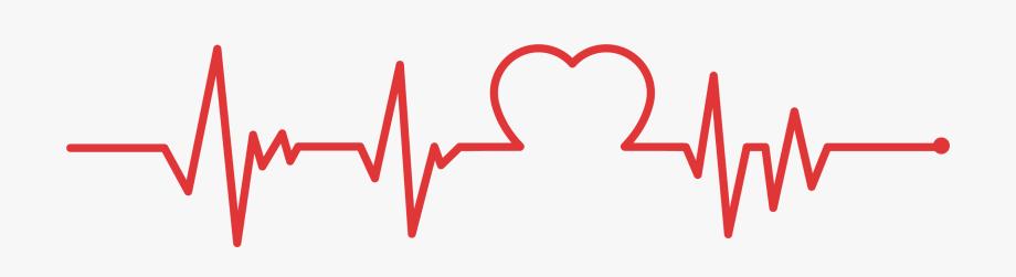 Clip Art Heartbeat Line.