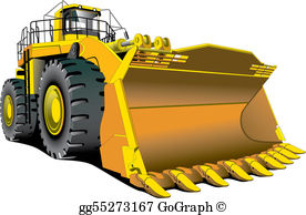 Heavy Equipment Clip Art.