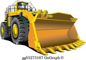 Heavy Equipment Clip Art.