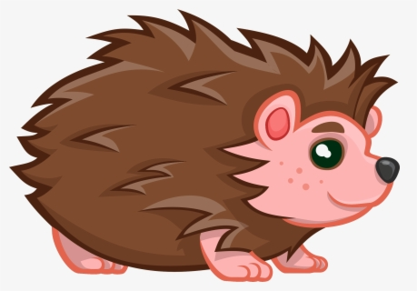 Free Hedgehog Clip Art with No Background.
