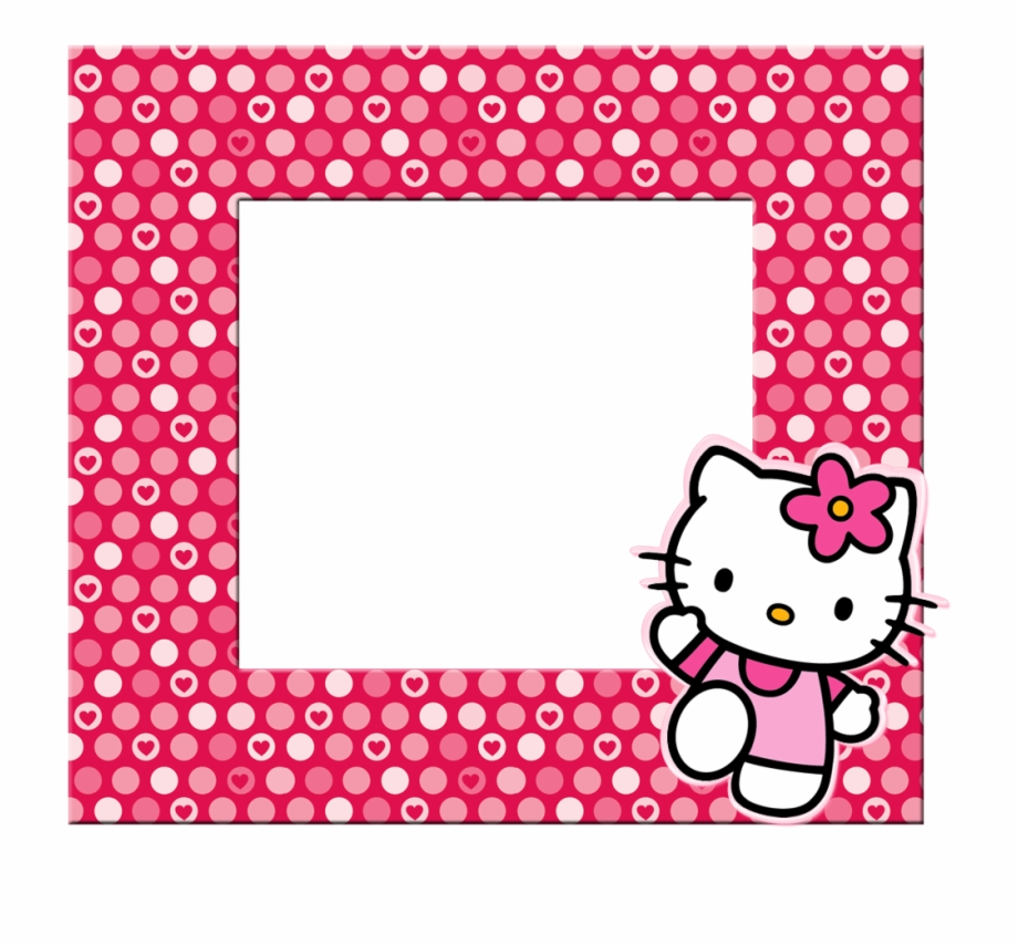 Hello Kitty Borders Images And Backgrounds Oh My.