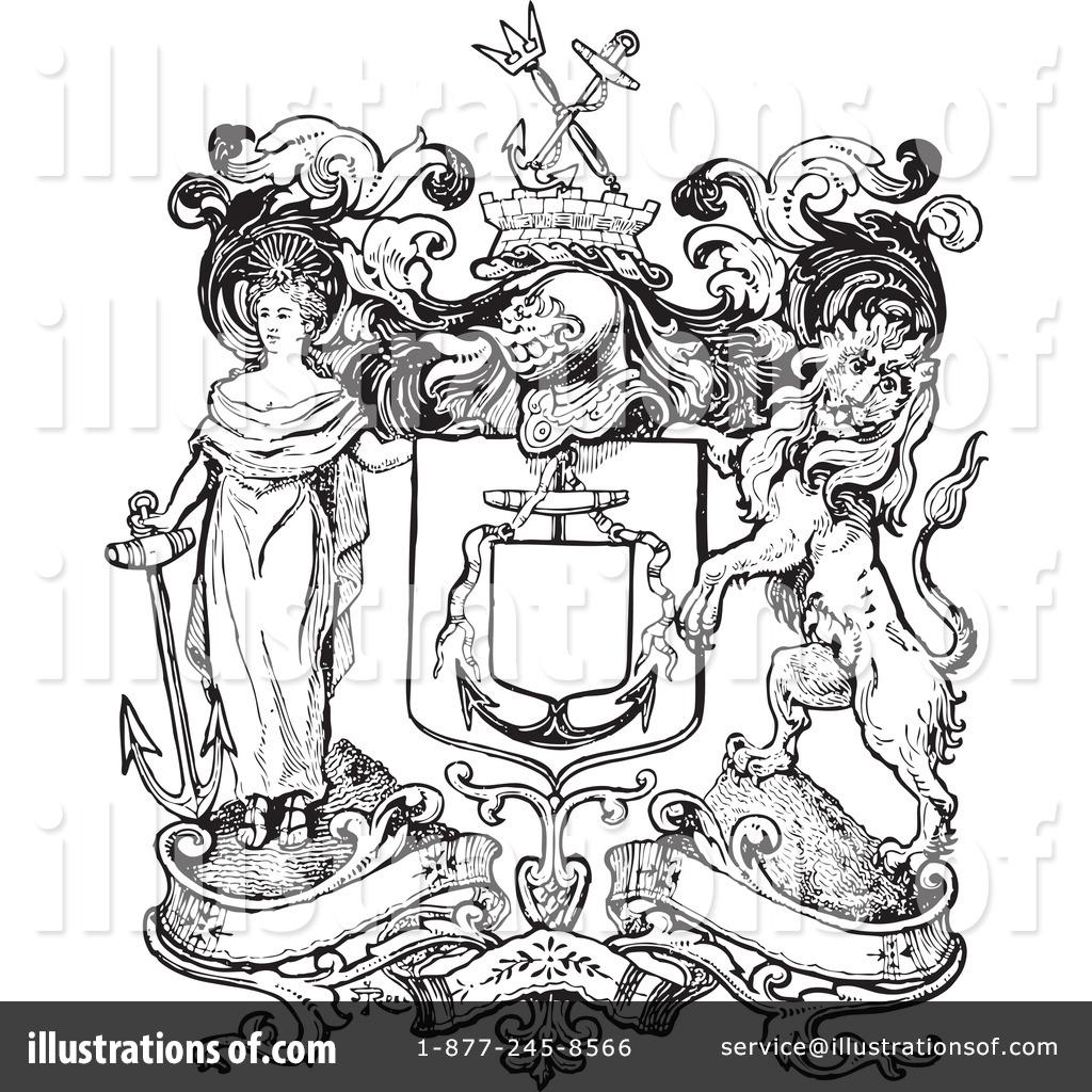 Heraldic Clipart #211481.