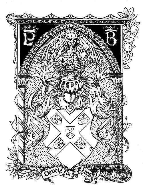 Free Heraldry Clipart : Image 64 of 3151.