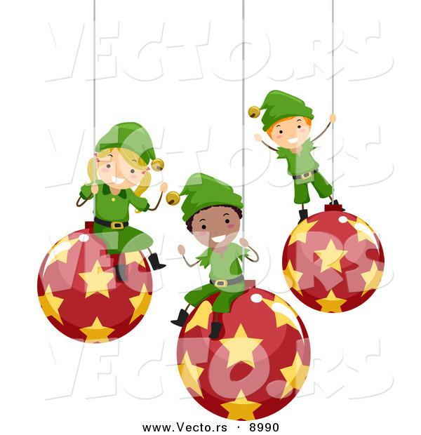 Hi Res Christmas Ornament Clipart.