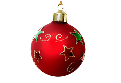 Christmas Symbols Clip Art.