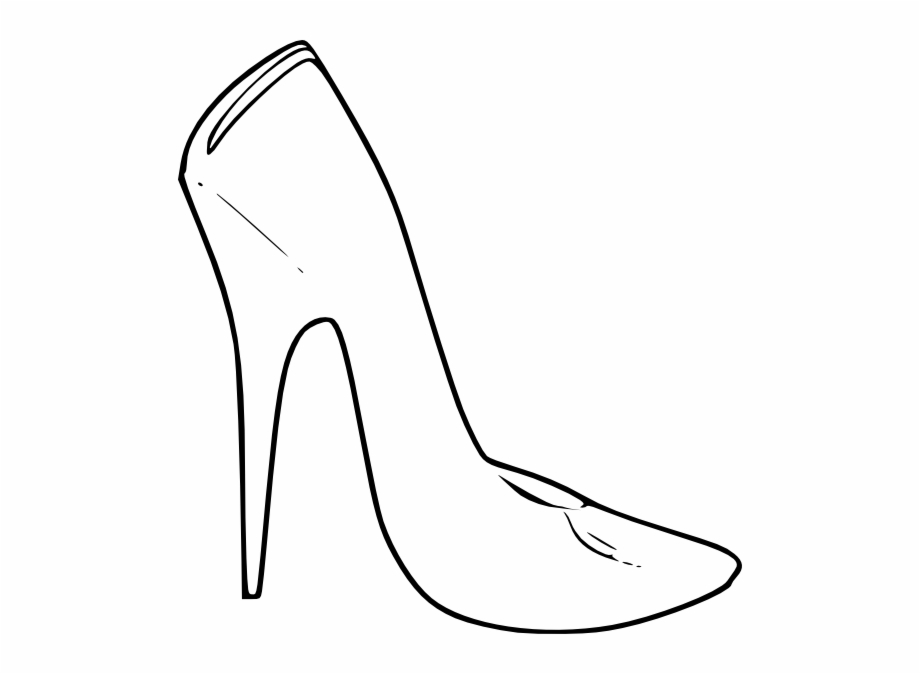 High Heel Shoes Women Fashion Svg Clip Arts 564 X 594.