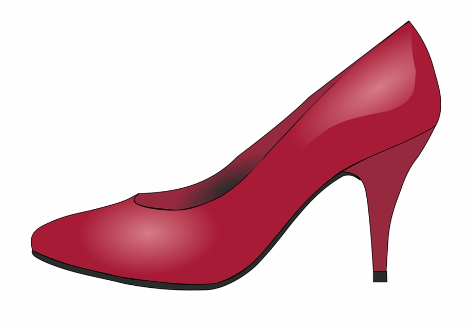 Cartoon High Heel Shoes Free PNG Images & Clipart Download #4624780.