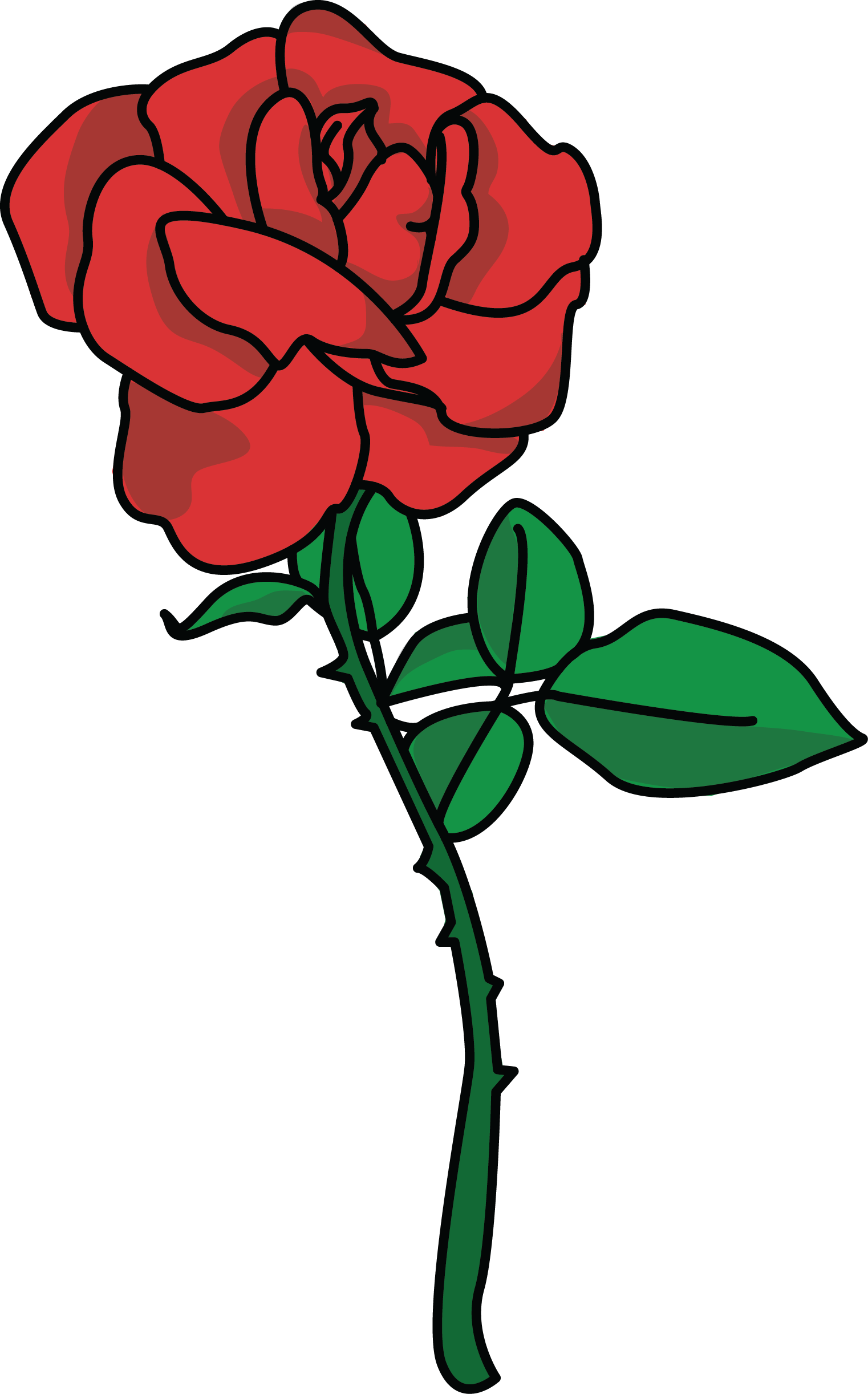 Clipart rose high resolution, Clipart rose high resolution.
