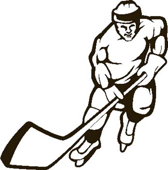 Free ice hockey clipart free clipart graphics image and.