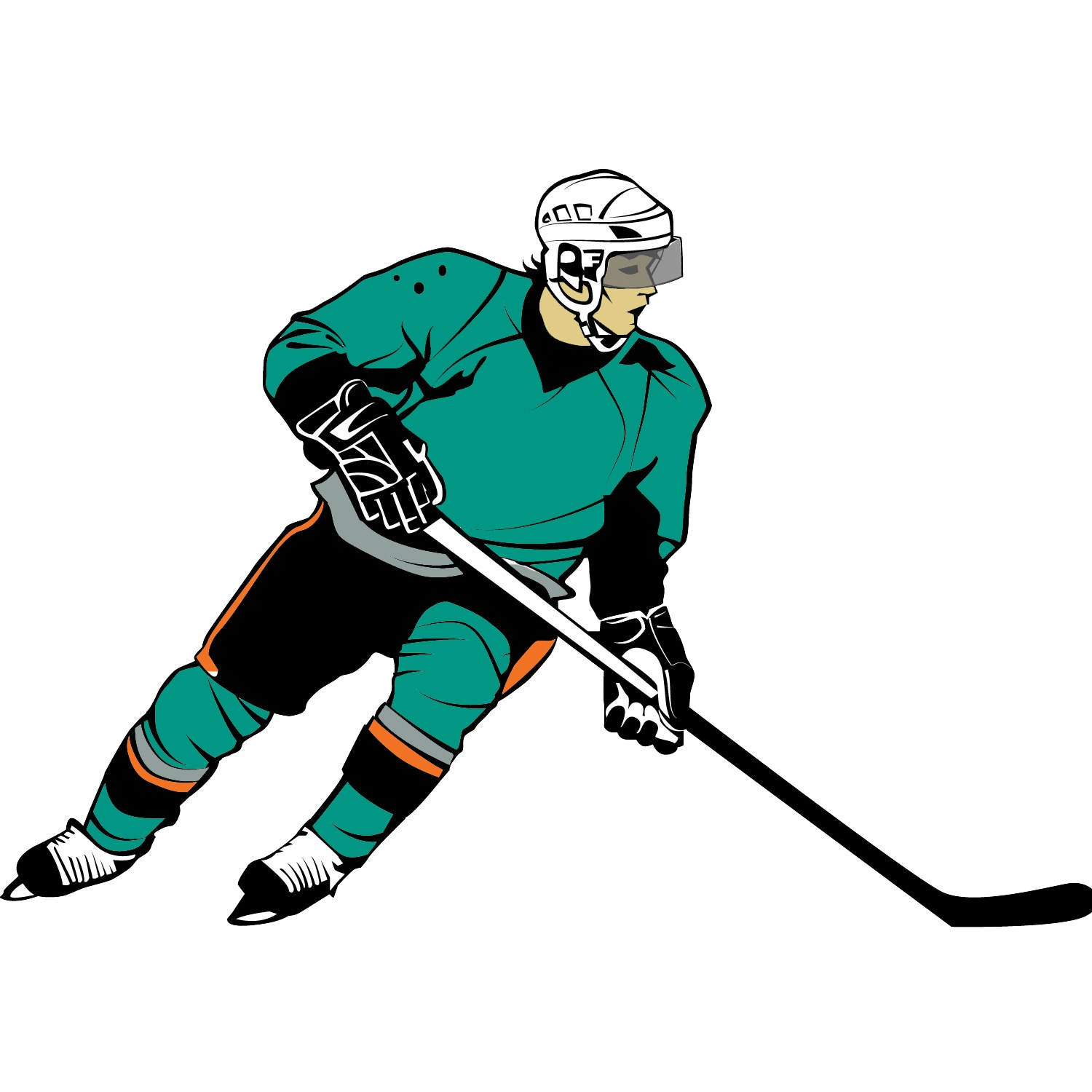 Free ice hockey clipart 5 » Clipart Portal.