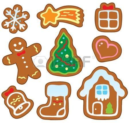 holiday cookies : Christmas.