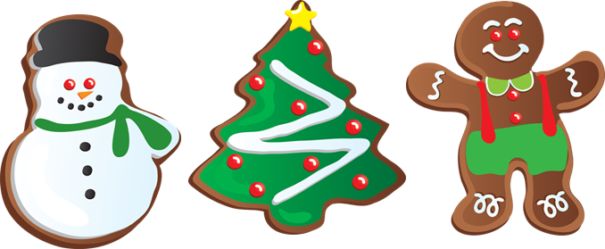 Christmas Cookie Clipart at GetDrawings.com.