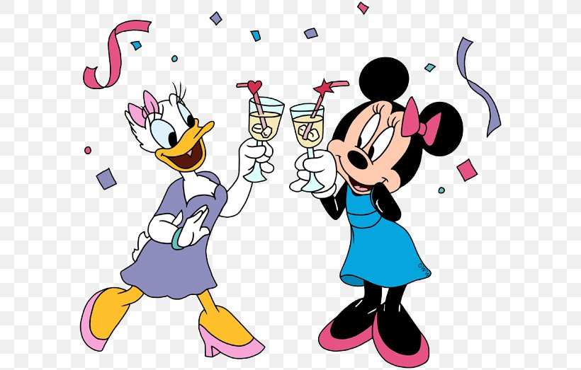 Minnie Mouse Mickey Mouse Daisy Duck Goofy Clip Art, PNG.