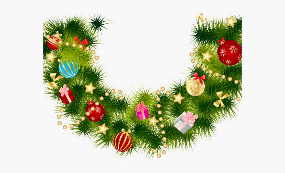 Garland Clipart Fir.