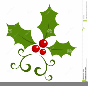Hollyberry Clipart.