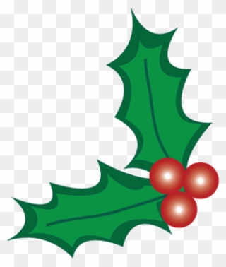 Free PNG Holly Berry Clip Art Download.