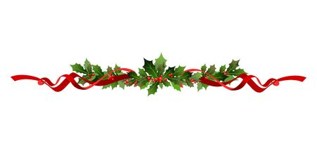 Christmas Clipart Garland.