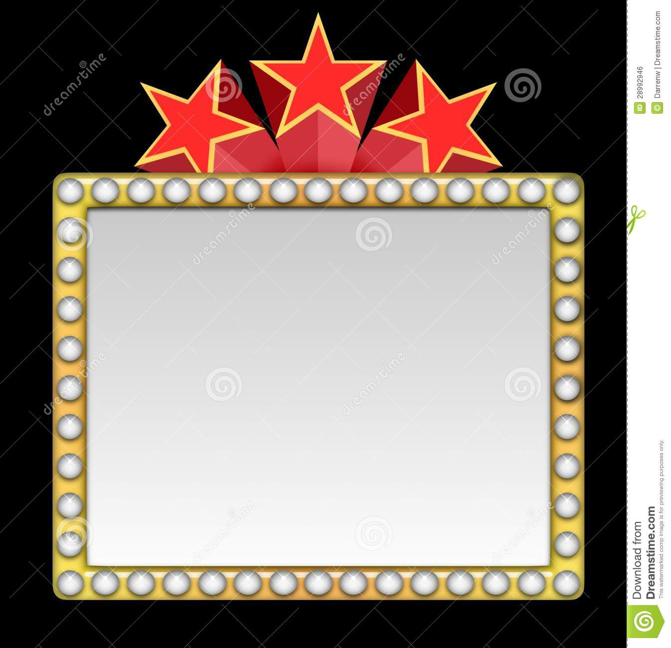 Free Hollywood Border Cliparts, Download Free Clip Art, Free.