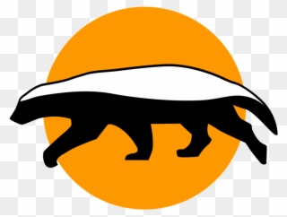 Free PNG Honey Badger Clip Art Download.