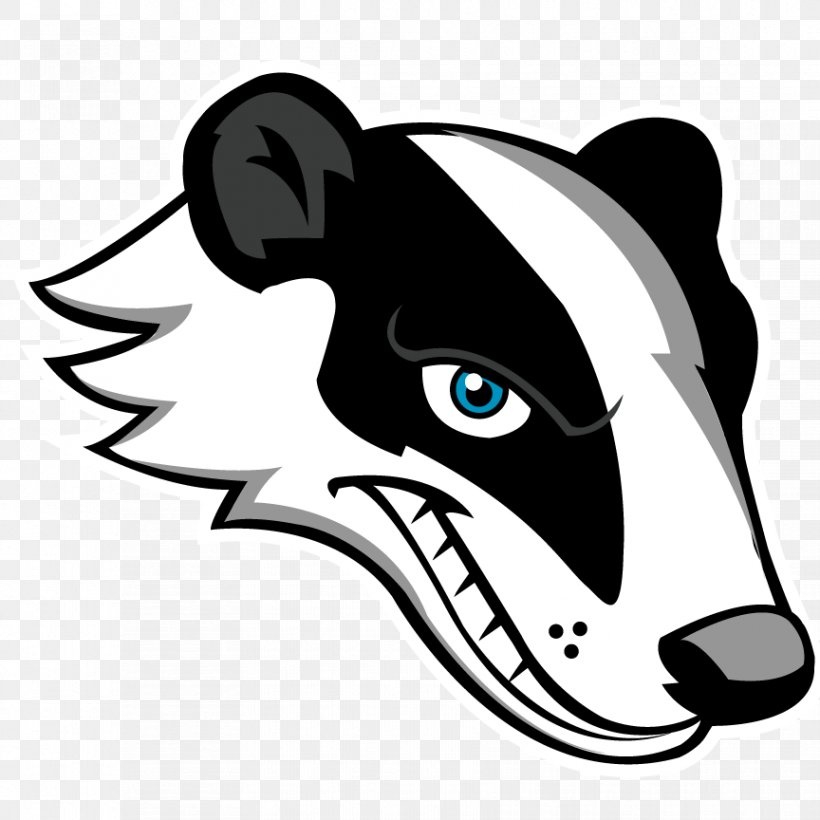Honey Badger Wolverine Clip Art, PNG, 864x864px, Honey.