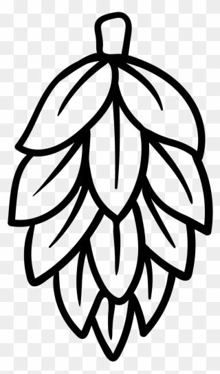 Free PNG Beer Hops Clip Art Download.