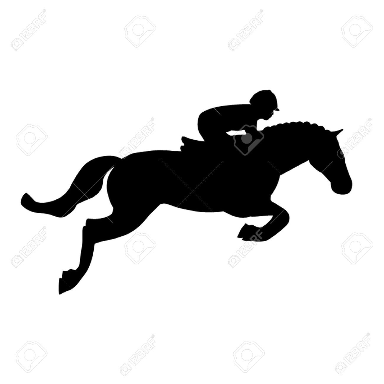 Free horse jumping clipart 4 » Clipart Portal.