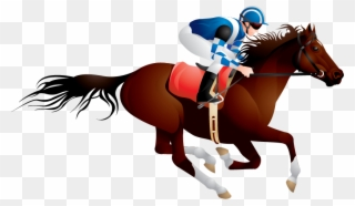 Horse Racing Png Clipart Royalty Free.