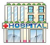Hospital Clip Art.