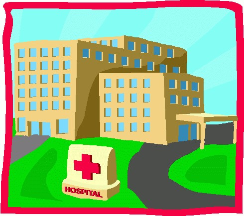 Hospital clipart free clipart images.