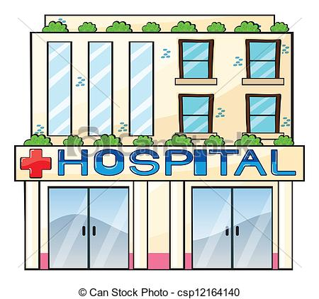 Hospital Clipart Patient In Hospital Gown.