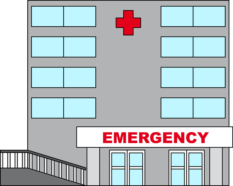Best Hospital Clipart #17300.