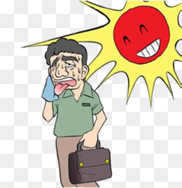 Hot Weather Clipart Png.