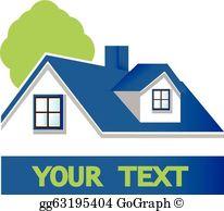 House Logo Clip Art.