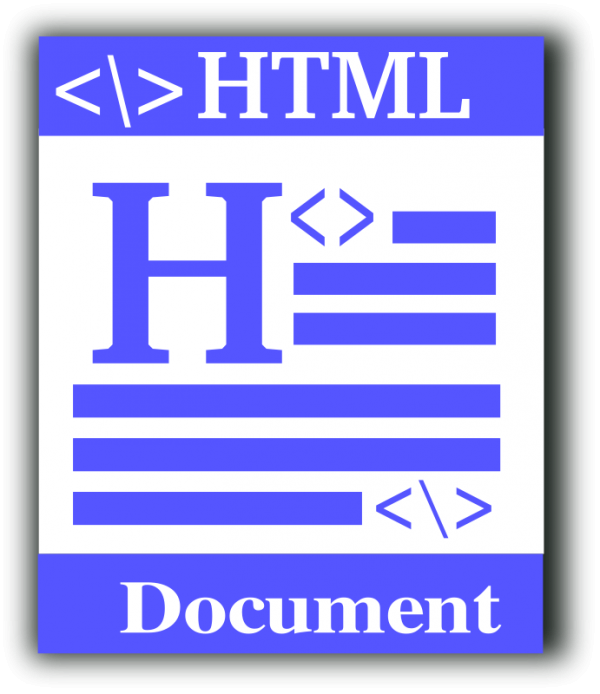 Html Free Stock Clipart.