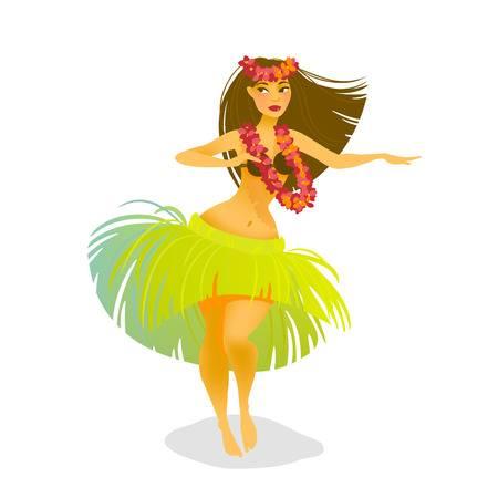 1,021 Hula Girl Cliparts, Stock Vector And Royalty Free Hula Girl.