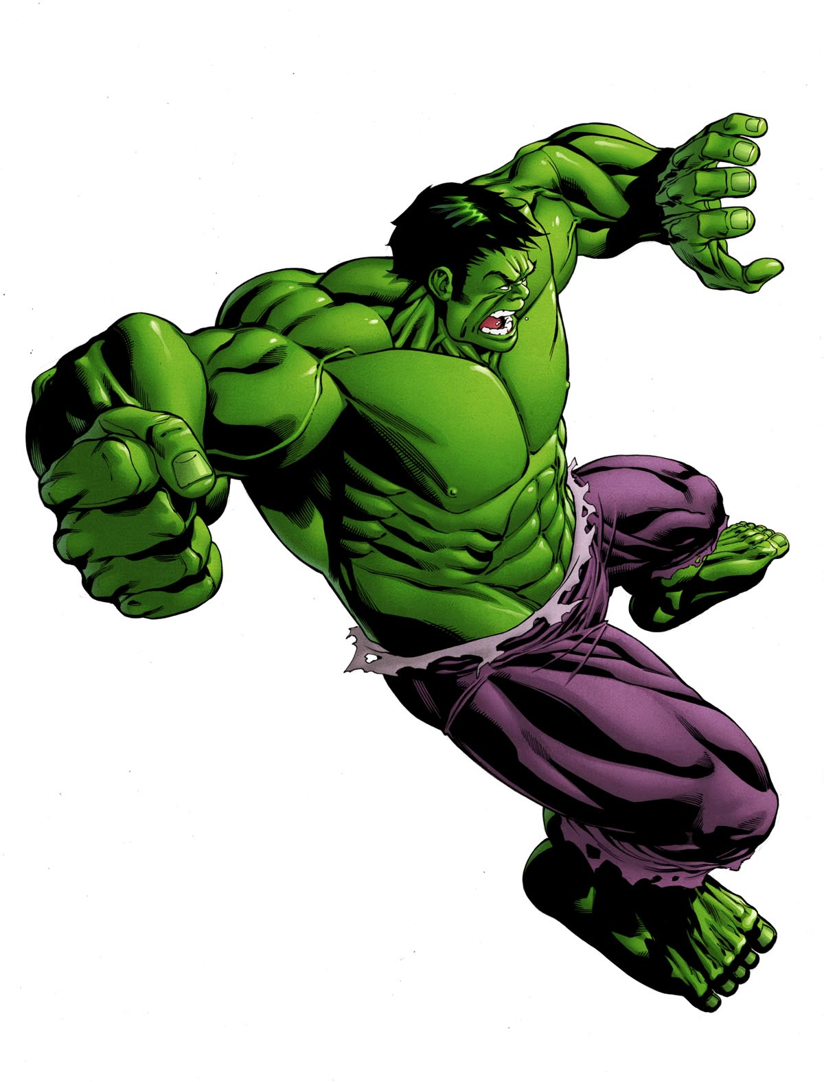 Free Incredible Hulk Clipart.