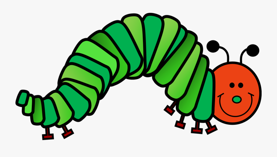 Very Hungry Caterpillar Clipart , Free Transparent Clipart.