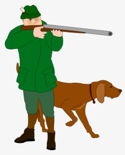 Free Hunting S Clip Art with No Background.