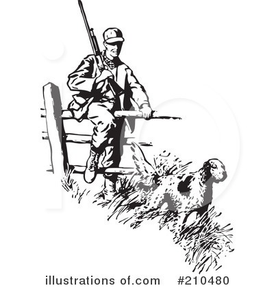 Free Hunting Clipart Images.