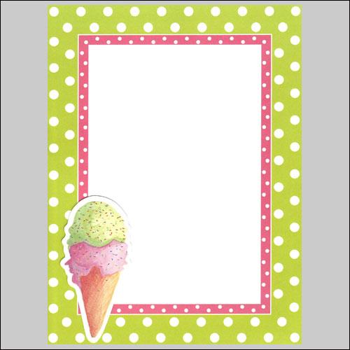 Free Icecream Border Cliparts, Download Free Clip Art, Free Clip Art.