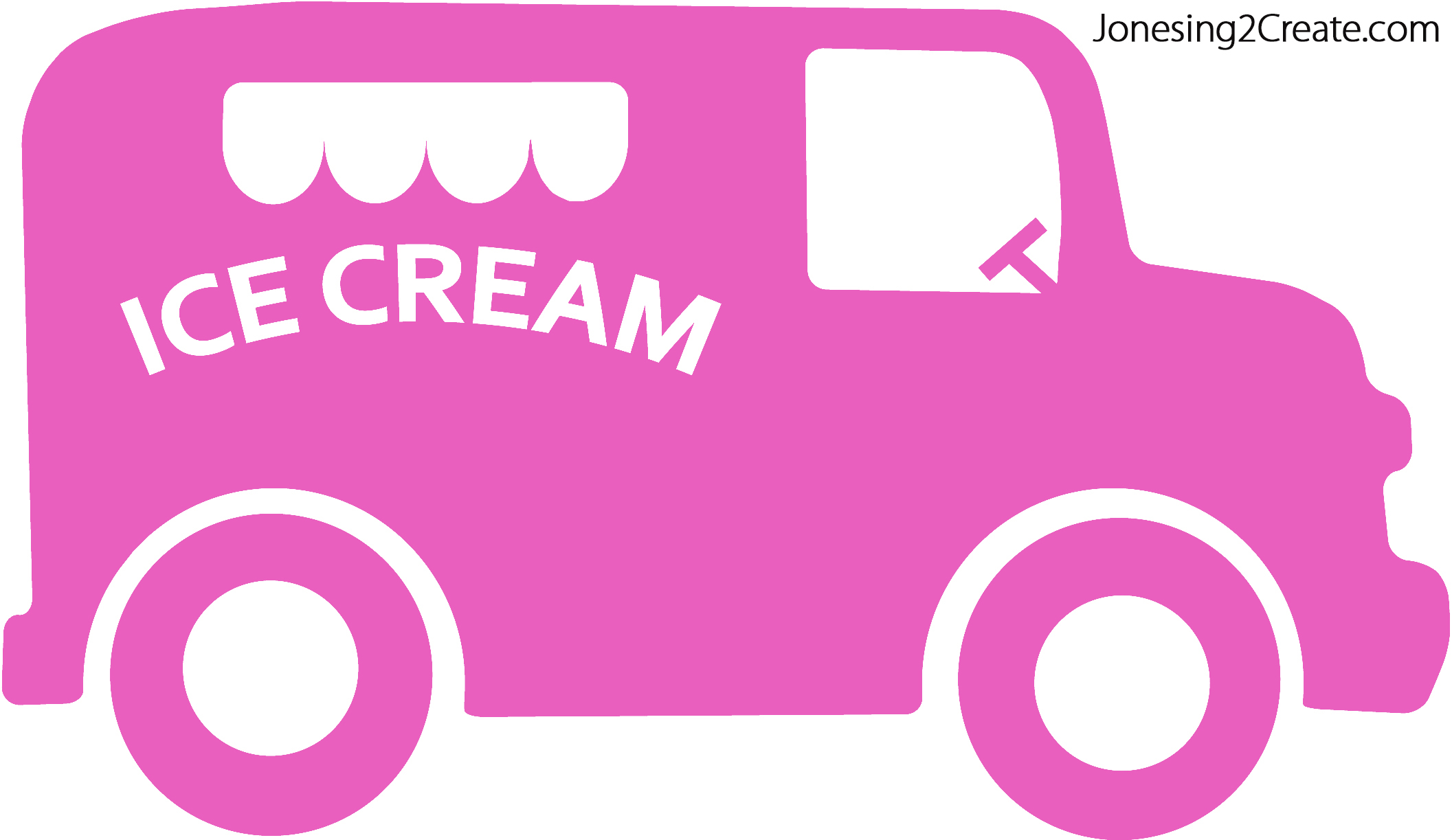 Ice Cream Truck Party Jonesing2createjonesing2create clipart.