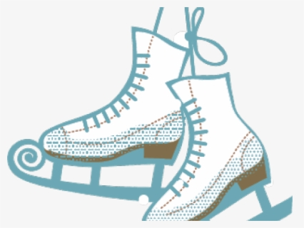 Free Ice Skates Clip Art with No Background.