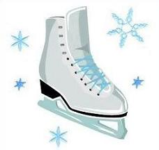 Ice Skates Clip Art & Ice Skates Clip Art Clip Art Images.