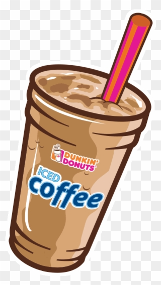 Free PNG Iced Coffee Clip Art Download.