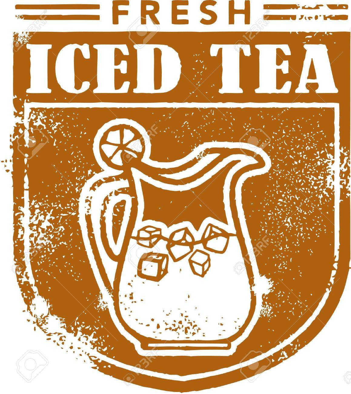 Free iced tea clipart 4 » Clipart Station.