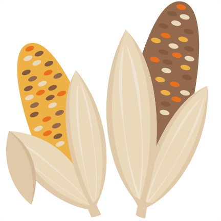 Free Indian Corn Clipart.