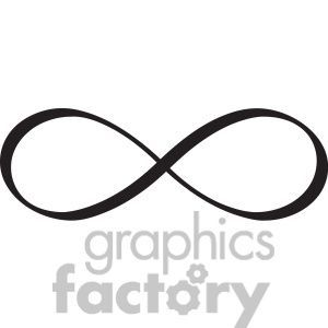 Infinity Sign Clipart.