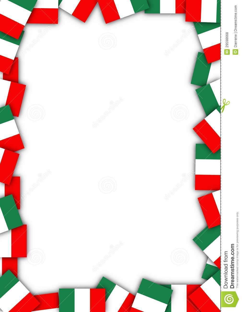 Free Italy Clipart.
