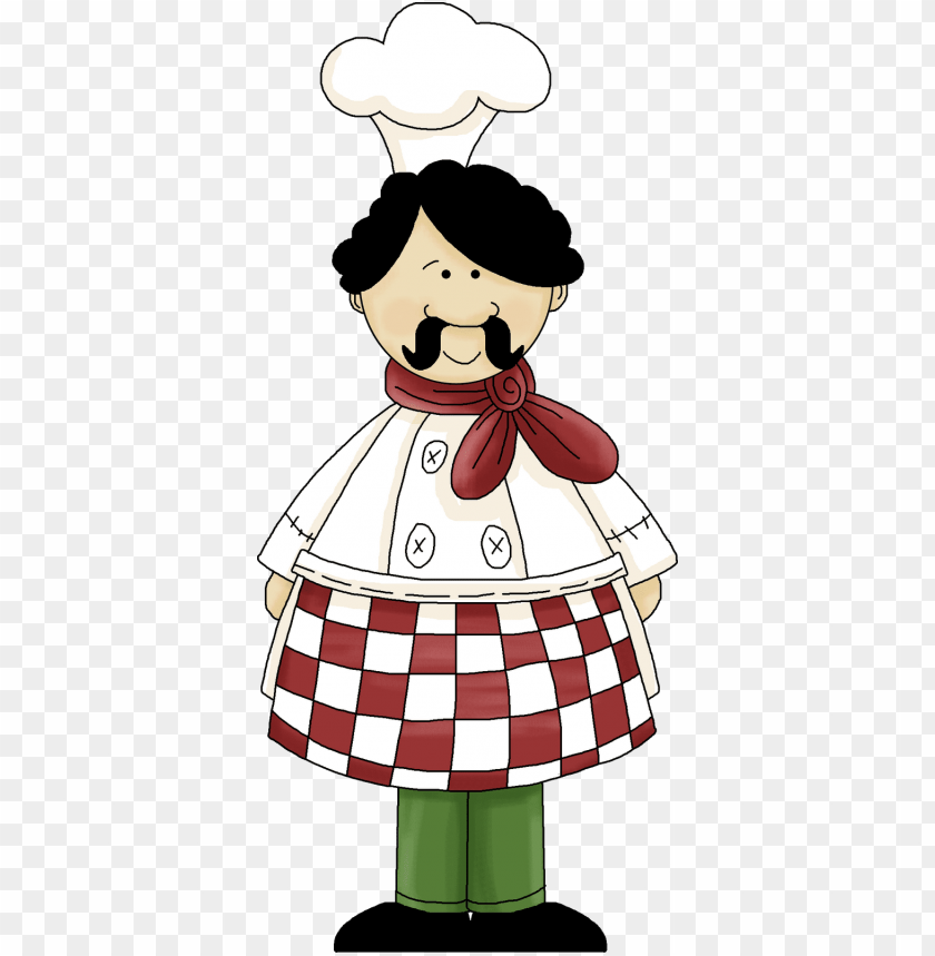 free italian chef printable for invitations.